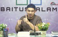 10-03-2020 Ustaz Mohamad Azraie : Syarah Shahih Muslim   Mencaci Muslim Adalah Kefasikan