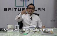 10082016 Ustaz Abu Hafiz Salleh Hudin : Shahih Al Bukhari
