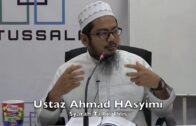 10122016 Ustaz Ahmad Hasyimi : Syarah Talbis Iblis
