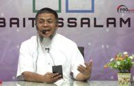 12-06-2019 Ustaz Abdul Muien : Tadabbur Surah Al-Mai'dah