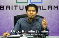 12072017 Ustaz Kamilin Jamilin : Syarah Hilyah Thalibil Ilmi (Siri 1)