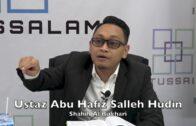 12102016 Ustaz Abu Hafiz Salleh Hudin : Shahih Al Bukhari