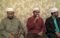 13112016 Dr Rozaimi | Ustaz Khairil Anwar | Ustaz Hasyimi : Forum Santai Dima Restaurant