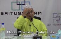 14012017 Ustaz Mustafar Mohd Suki : Syarah Matan Abi Syuja