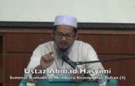 14052016 Ustaz Ahmad Hasyimi: Memburu Keampunan Tuhan (4)