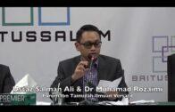 16042017 Ustaz Salman Ali & Dr Muhamad Rozaimi : Forum Ibn Taimiyah Ilmuan Versatil