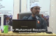 17032015 Dr Muhamad Rozaimi : Syarah Fiqh Manhaji