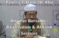 18122016 Asatizah ASWJ:  Berlemah Lembutlah Sesama Ahluss Sunnah