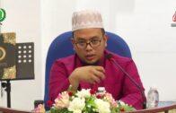 19 Januari 2019 Manhaj Ahli Sunnah Wal Jamaah Karya Syeikh Ismail Omar Ustaz Mohd Azri Bin Mohd Nasa