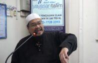 2019 03 06 Ustaz Adli   Fiqh Zikir & Doa
