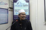 2019 04 17 Ustaz Adli   Fiqh Zikir & Doa