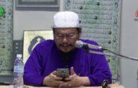 22 Disember 2018 Tathirul I'tiqad 'an Adranil Ilhad Karya Al Imam As Son'ani Ustaz Adli Bin Mohd Saa