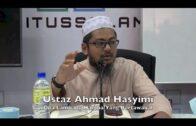 22012017 Ustaz Ahmad Hasyimi : Doa Lambang Hamba Yang Bertawakal