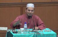 22082015 Ustaz Mustafar Mohd Suki : Seminar Fiqh Kematian (sesi 4)