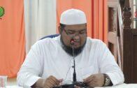 """24 Januari 2019 """"Penawar Bagi Hati"""" Karya Syeikh Abdul Qadir Bin Abdul Mutalib Al Mandili  Ustaz Kha"""