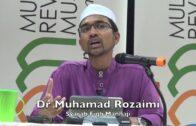 24052016 Dr Muhamad Rozaimi : Syarah Fiqh Manhaji