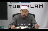 25052017 Ustaz Hafiz Basir : Fiqhul Nafs
