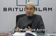 26072016 Ustaz Mohamad Azraie : Syarah Fiqh Akhlak