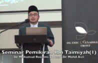 26112016 Dr Muhamad Rozaimi & Dato' Dr Mohd Asri : Seminar Pemikiran Ibn Taimiyah (1)