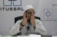 26112016 Ustaz Ahmad Hasyimi : Syarah Talbis Iblis