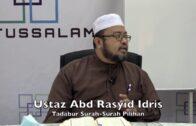 29102016 Ustaz Abd Rasyid Idris : Tadabur Surah-Surah Pilihan
