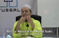 29102016 Ustaz Mustafar Mohd Suki : Syarah Matan Abi Syuja