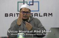 [7 MINIT] 22072016 Ustaz Hasrizal Abd Jamil : Ulasan Ringkas Rampasan Kuasa Turki