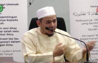"""9 Mac 2019 Perpaduan Ummah Melalui Solat Berjamaah"""" Dato' Dr Fathul Bari Mat Jahya"""
