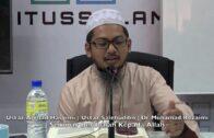 [FULL]22012017 Ustaz Hasyimi | Ustaz Salehuddin | Dr Rozaimi : Seminar Berdoalah Kepada Allah