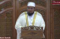 Khutbah Jumaat: Sabar Satu Tuntutan, Ustaz Khairul Ikwan, 24-2-17