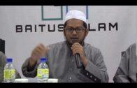 [RINGKAS] 18122016 Ustaz Ahmad Hasyimi : Salah Guna Ilmu Jarh Wa Ta'dil