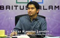 [RINGKAS]12072017 Ustaz Kamilin Jamilin : Punca & Bagaimana Mengatasi Hati Yang Mati !