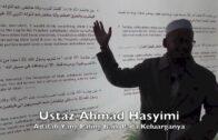 Umrah Februari 2017 Ustaz Ahmad Hasyimi : Adalah Yang Paling Baik Pada Keluarganya