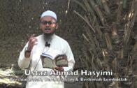 Umrah Februari 2017 Ustaz Ahmad Hasyimi : Bersaudaralah, Berakhlaklah & Berlemah-Lembutlah
