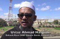 Umrah Februari 2017 Ustaz Ahmad Hasyimi : Dakwah Rasul SAW Dibayar Darah, Kita?