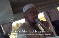Umrah Februari 2017 Ustaz Ahmad Hasyimi : Kesungguhan Para Sahabat Memburu Syahid