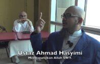 Umrah Februari 2017 Ustaz Ahmad Hasyimi : Mengagungkan Allah SWT.