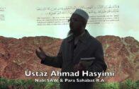 Umrah Februari 2017 Ustaz Ahmad Hasyimi : Nabi SAW & Para Sahabat R.A