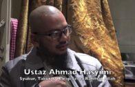 Umrah Februari 2017 Ustaz Ahmad Hasyimi : Syukur, Takut & Harap Serta Rahmat Allah