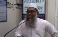 Yayasan Ta'lim: Adab-Adab Islam [12-03-2019]