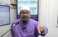 Yayasan Ta'lim: Ringkasan Sahih Muslim [08-05-2019]