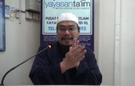 Yayasan Ta'lim: Ringkasan Sahih Muslim [13-02-2019]