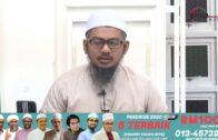 02-03-2020 Ustaz Ahmad Hasyimi : Tadabbur Surah Al-Nahl Ayat 110