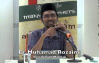 02022016 Dr Muhamad Rozaimi  : Syarah Fiqh Manhaji