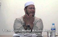 04112015 Ustaz Mohd Khairil Anwar : Syarah Umdatul Ahkam