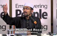 05042016 Dr Muhamad Rozaimi : Syarah Fiqh Manhaji