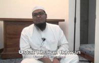 05072015 Ustaz Khairul Ikhwan : Tazkirah Ramadhan
