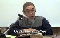 05082015 Ustaz Hussain Yee : Syarah Shahih Muslim