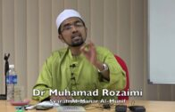 06042016 Dr Muhamad Rozaimi : Syarah Al Manar Al Munif