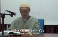 06042016 Ustaz Hussain Yee : Syarah Shahih Muslim